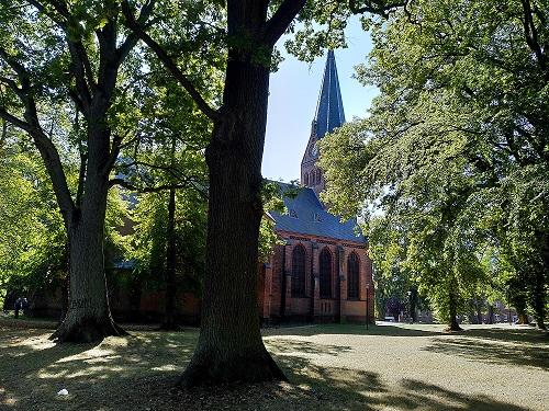 Stadtkirche von Malchow.